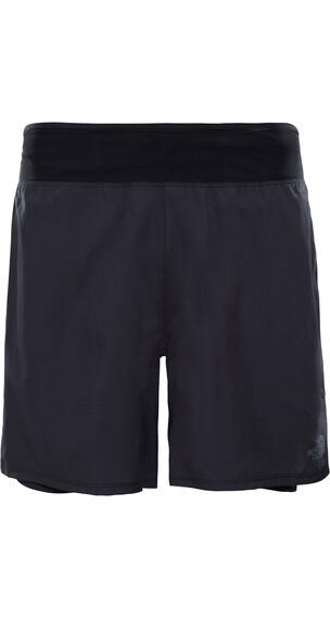 The North Face Better Than Naked Long Haul 7 Run Shorts Men TNF Black